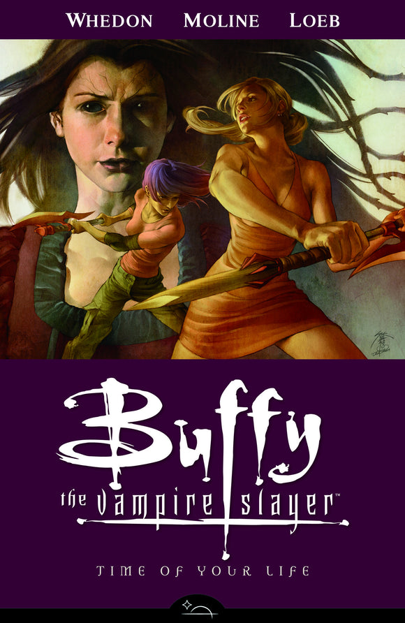Buffy the Vampire Slayer Season Eight Vol 04: Time of Your Life TPB