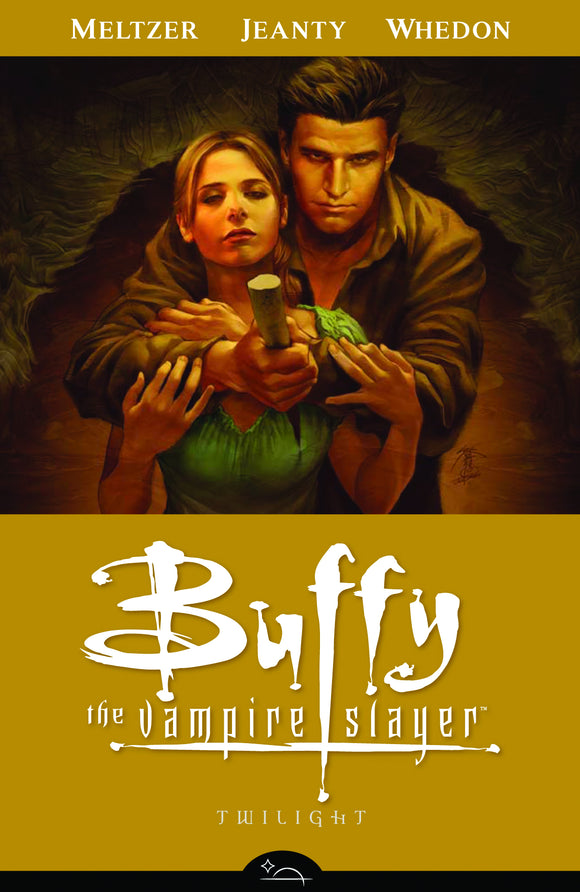 Buffy the Vampire Slayer: Season 8 Vol 07: Twilight TPB