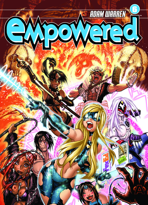 Empowered Vol 06 TPB