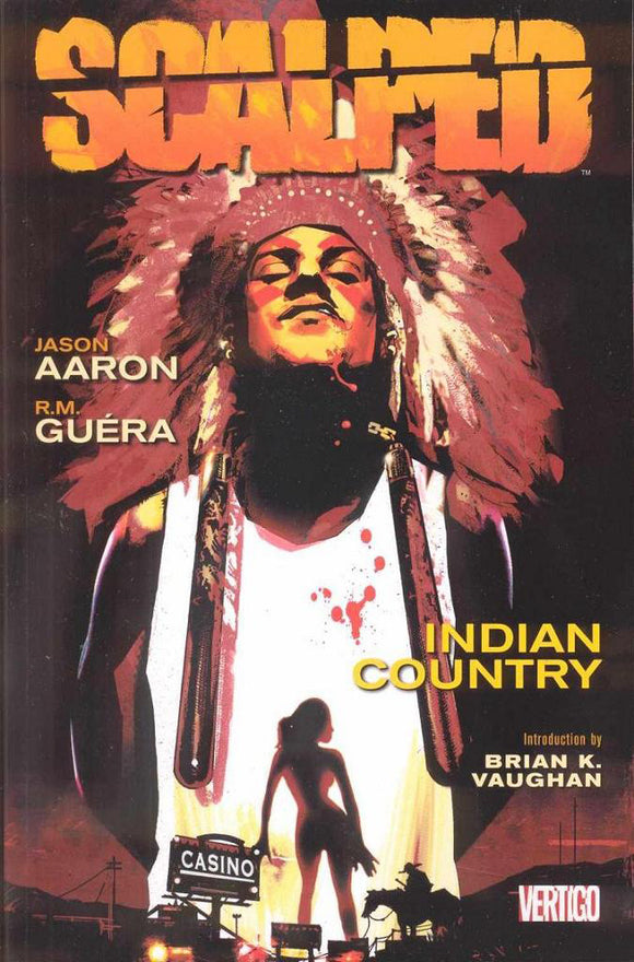Scalped Vol 01: Indian Country TPB