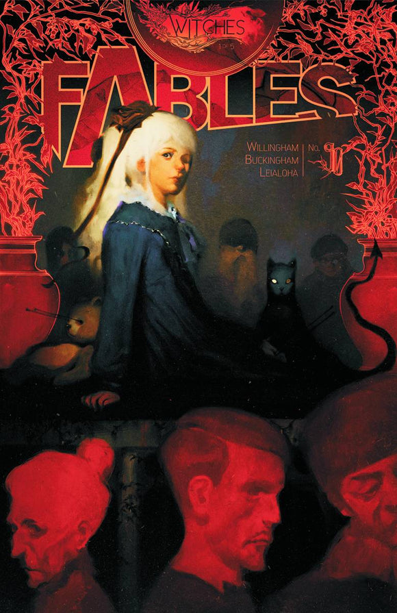Fables Vol 14: Witches TPB