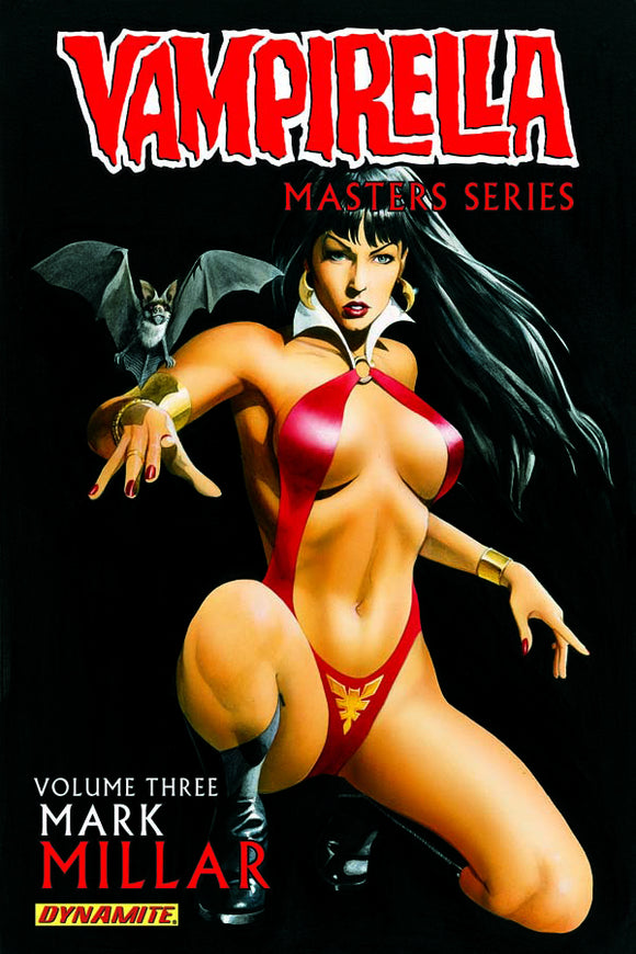Vampirella Masters Series Vol 03: Mark Millar TPB