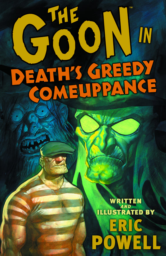 Goon Vol 10: Death's Greedy Comeuppance TPB