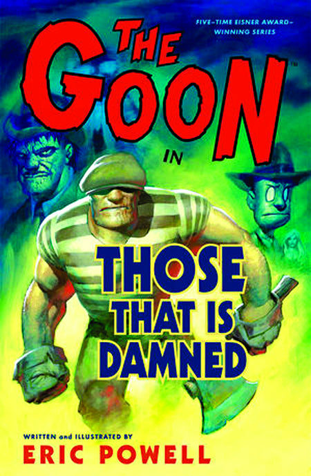 Goon Vol 08: Those That Is Damned TPB