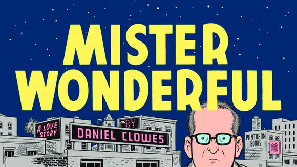Mister Wonderful: A Love Story HC