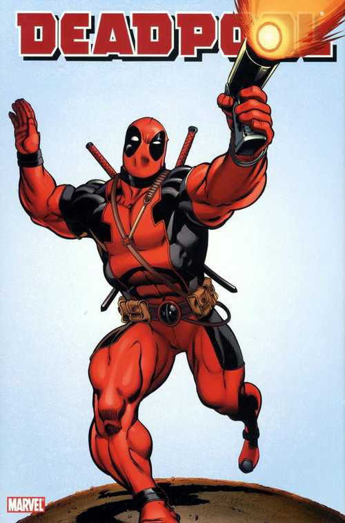 Deadpool Vol 01 HC