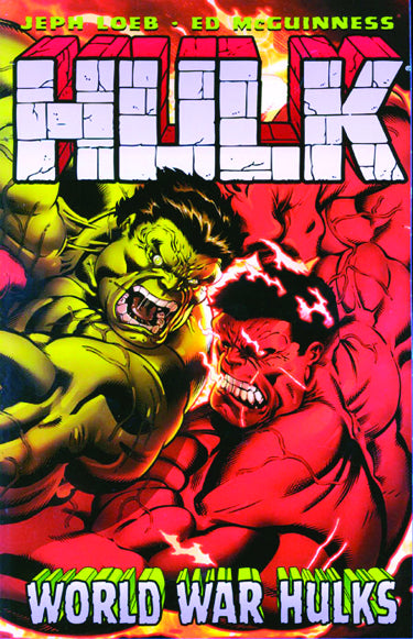 Hulk [2008] Vol 06: World War Hulks TPB