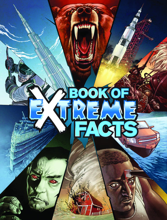 Book of Extreme Facts SC