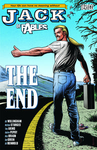 Jack of Fables Vol 09: The End TPB