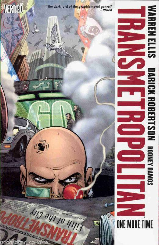 Transmetropolitan Vol 10: One More Time TPB