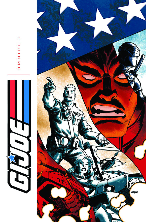 G.I. Joe Ominbus Vol 01 TPB