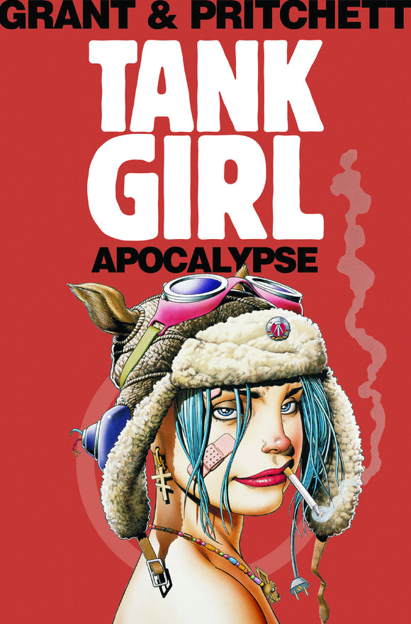 Tank Girl Remastered Edition Vol 05: Apocalypse TPB