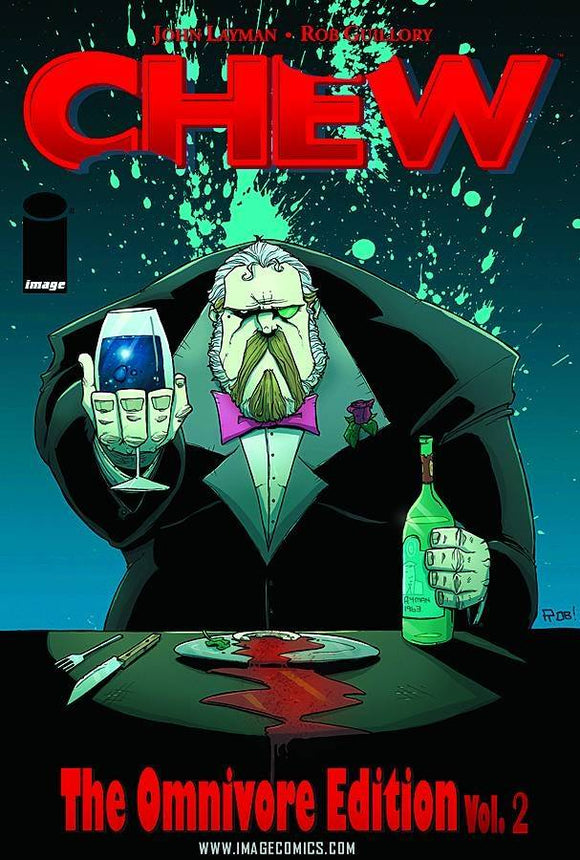 Chew Omnivore Edition Vol 02 HC