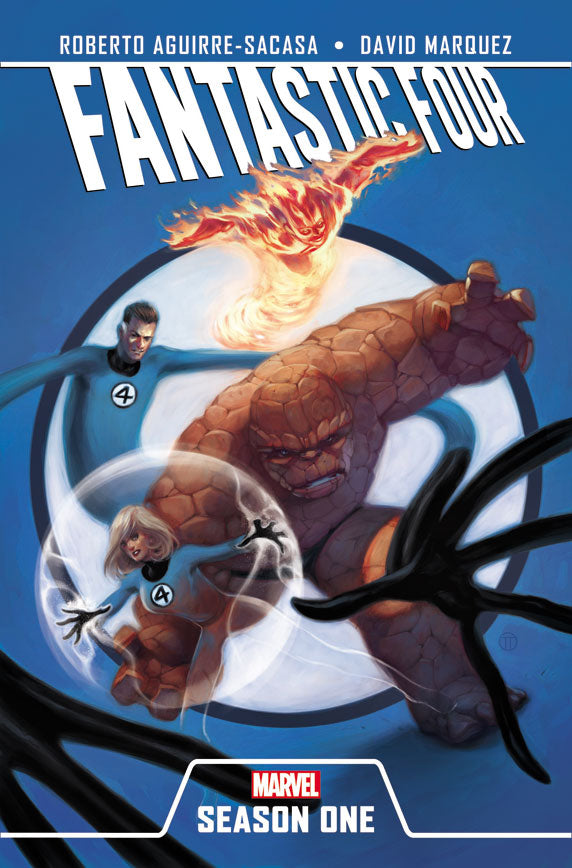 Fantastic Four: Season One OGN (Hardcover)