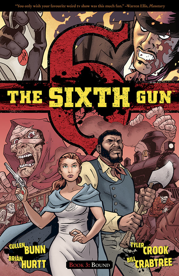 Sixth Gun Vol 03: Bound TPB