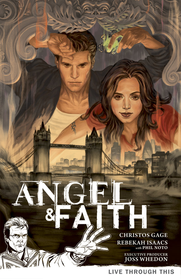 Angel & Faith: Season Nine Vol 01: Live Through This TPB