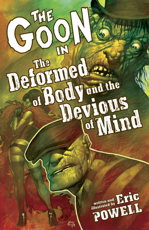 Goon Vol 11: The Deformed of Body and the Devious of Mind TPB