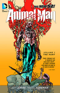 Animal Man [New 52] Vol 01: The Hunt TPB