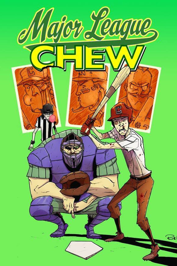 Chew Vol 05: Major League TPB