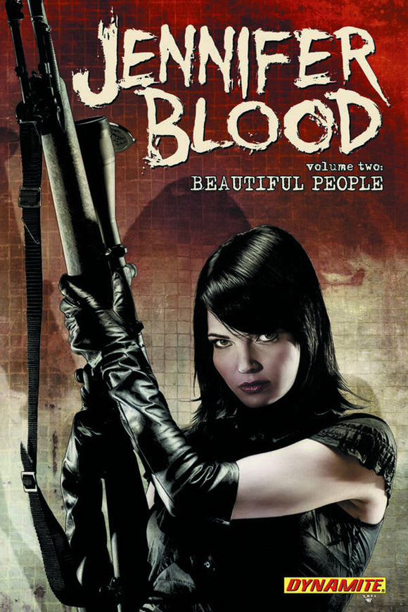 Jennifer Blood Vol 02: Beautiful People TPB