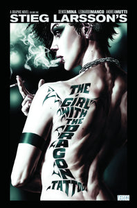 Girl With the Dragon Tattoo Vol 01 HC