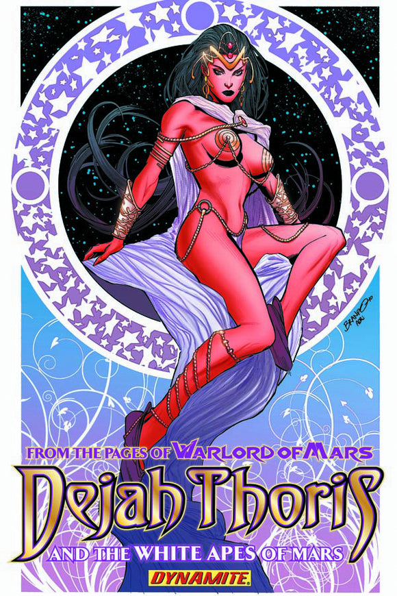 Dejah Thoris & The White Apes of Mars TPB