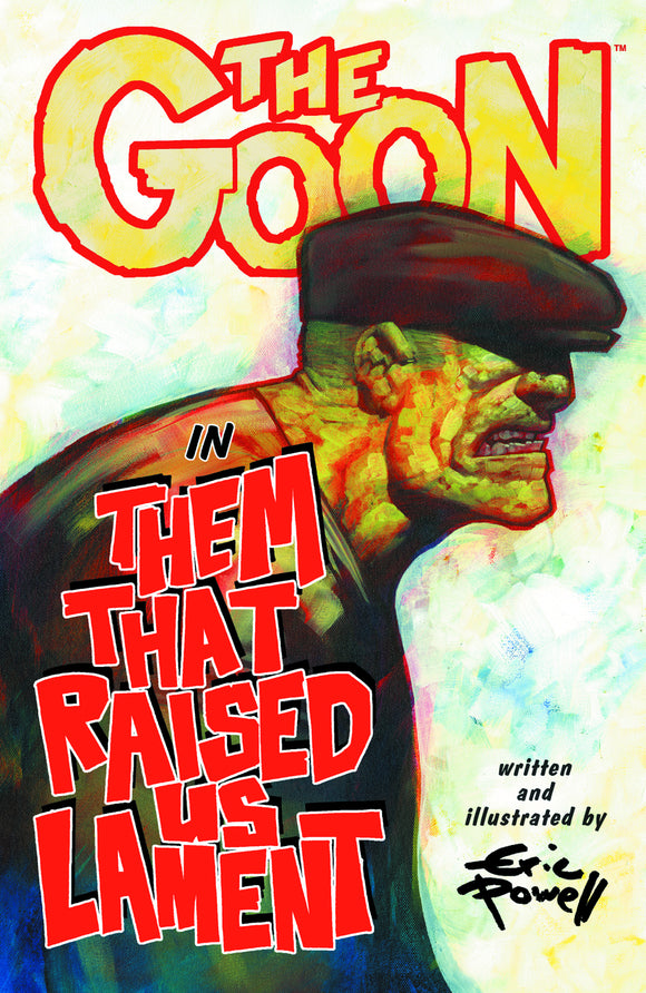Goon Vol 12: Them That Raised Us Lament TPB