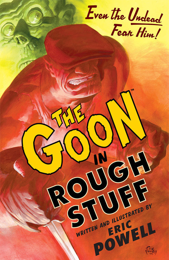 Goon Vol 00: Rough Stuff [2nd Edition] TPB