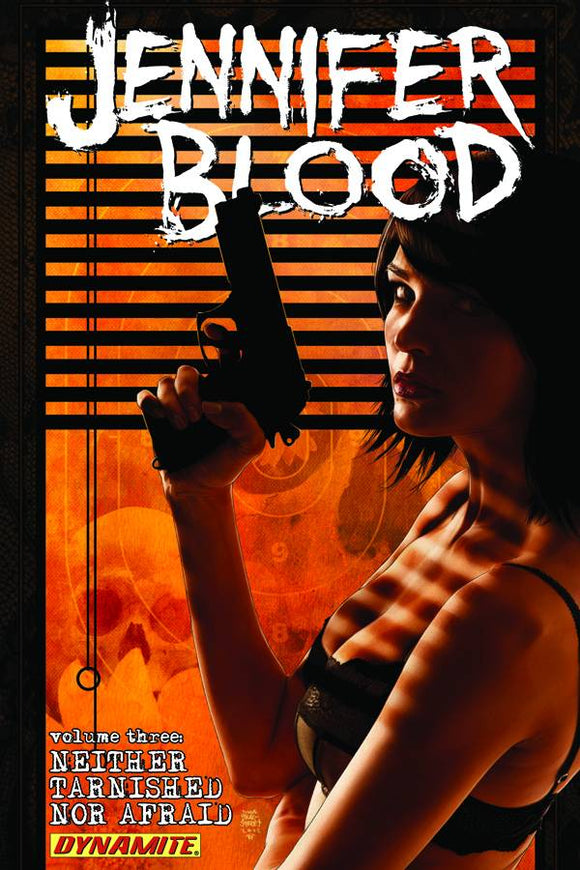 Jennifer Blood Vol 03: Neither Tarnished Nor Afraid TPB