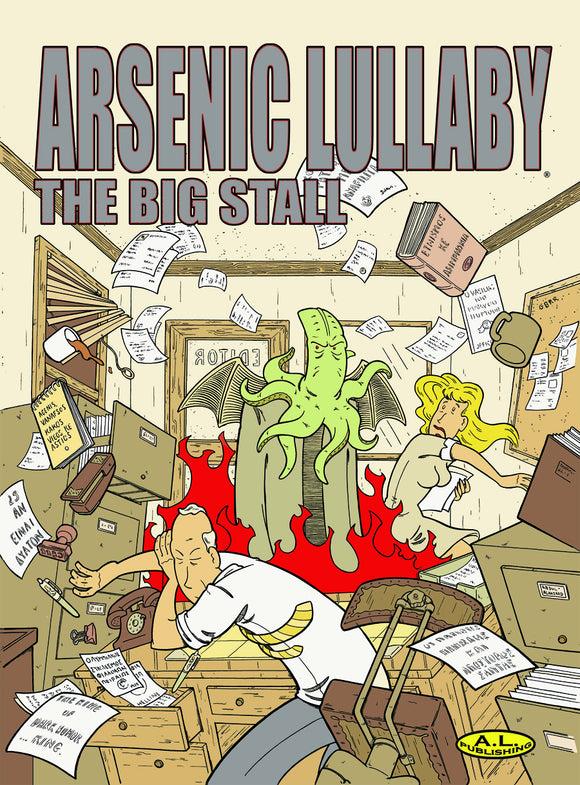 Arsenic Lullaby: The Big Stall OGN