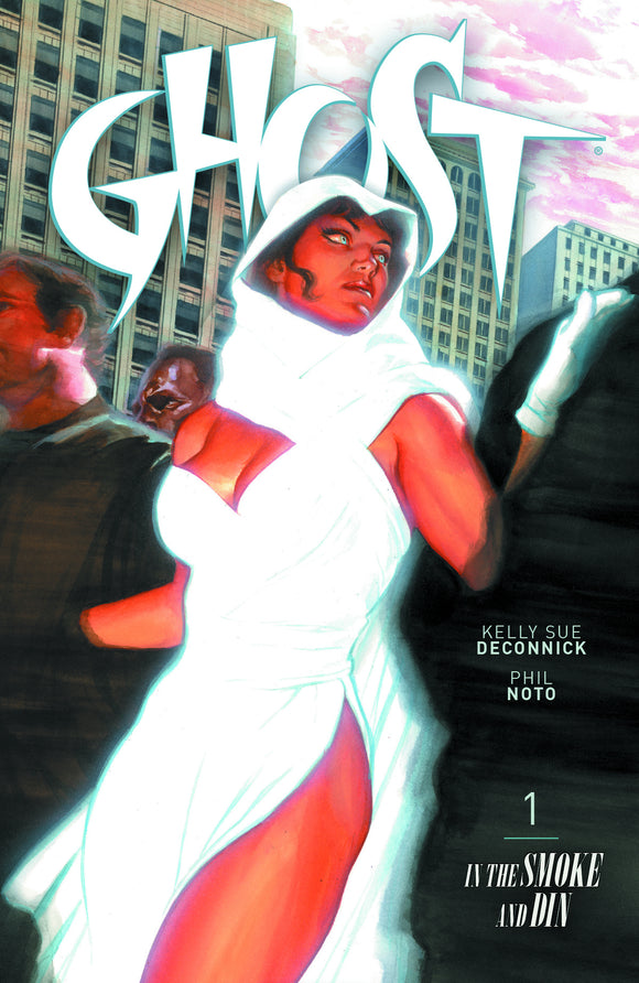 Ghost Vol 01: In the Smoke and Din TPB