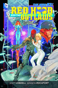 Red Hood and the Outlaws Vol 02: The Starfire TPB