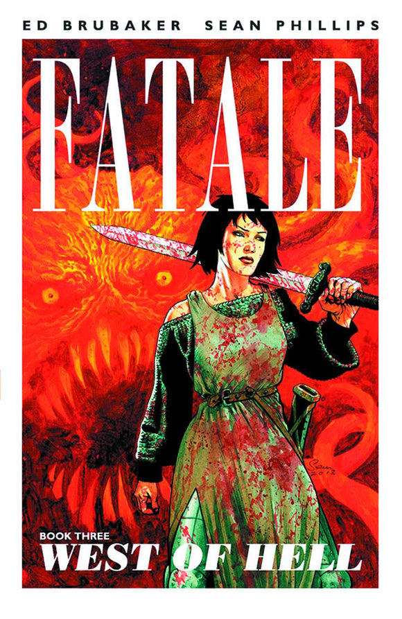 Fatale Vol 03: West of Hell TPB