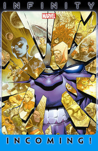 Infinity: Incoming! TPB (Softcover)