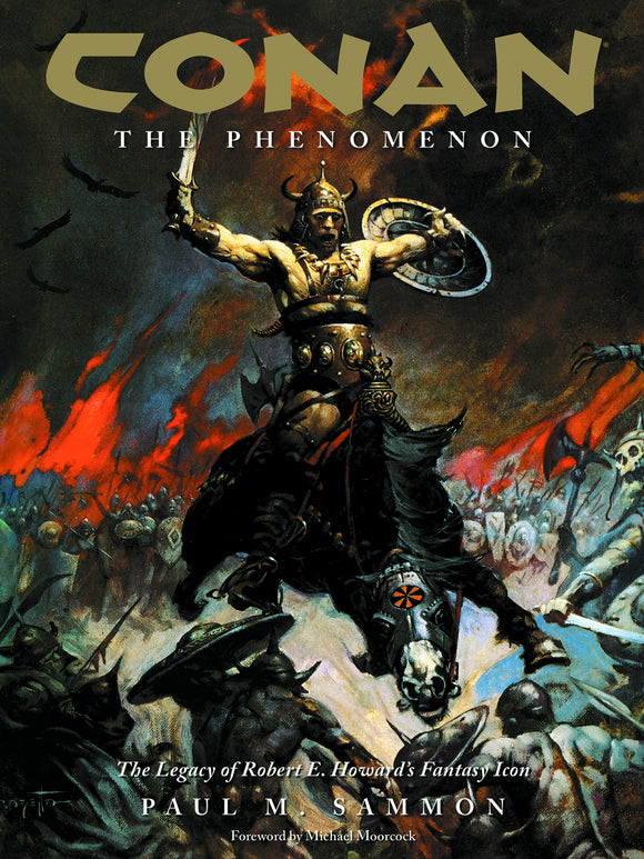 Conan: The Phenomenon TPB