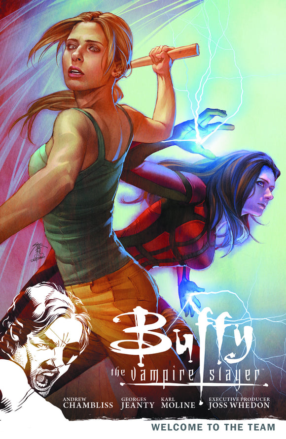 Buffy the Vampire Slayer Season Nine Vol 04: Welcome to the Team TPB