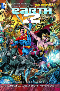 Earth 2 Vol 01: The Gathering TPB