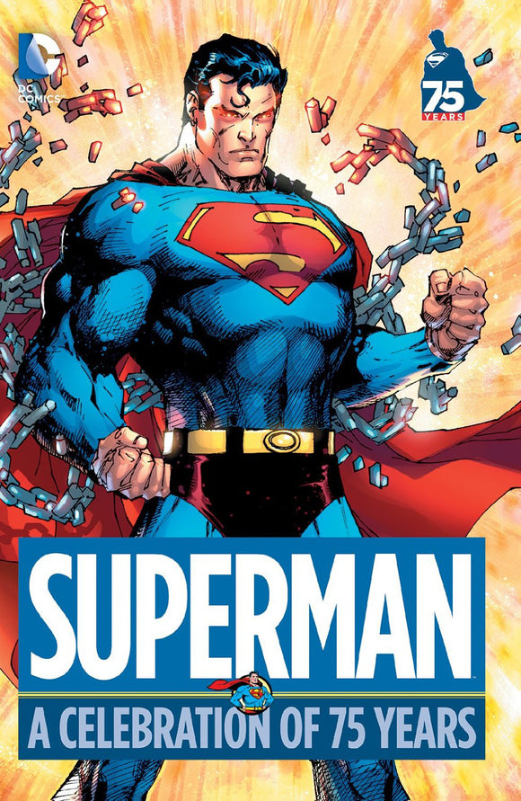 Superman: A Celebration of 75 Years HC