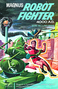 Magnus, Robot Fighter 4000 AD Archives Vol 02 TPB