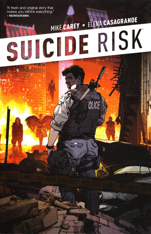 Suicide Risk Vol 01 TPB