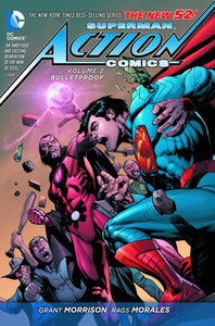 Action Comics [New 52] Vol 02: Bulletproof TPB
