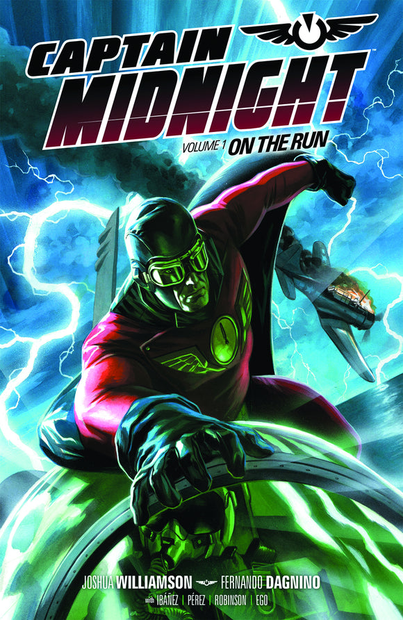 Captain Midnight Vol 01: On the Run TPB