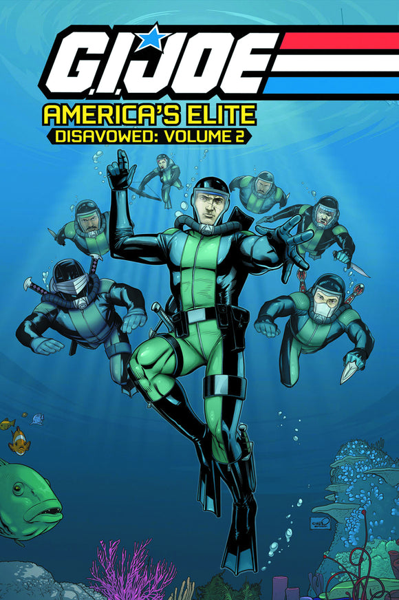 G.I. Joe: America's Elite - Disavowed Vol 02 TPB