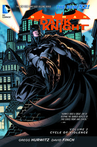 Batman: The Dark Knight Vol 2: Cycle of Violence TPB (Softcover)