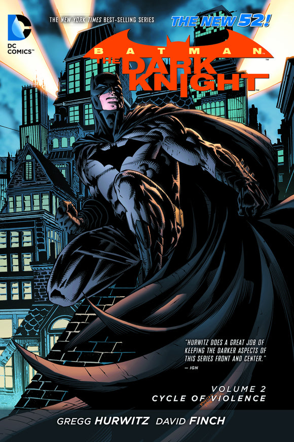 Batman: The Dark Knight Vol 02: Cycle of Violence TPB