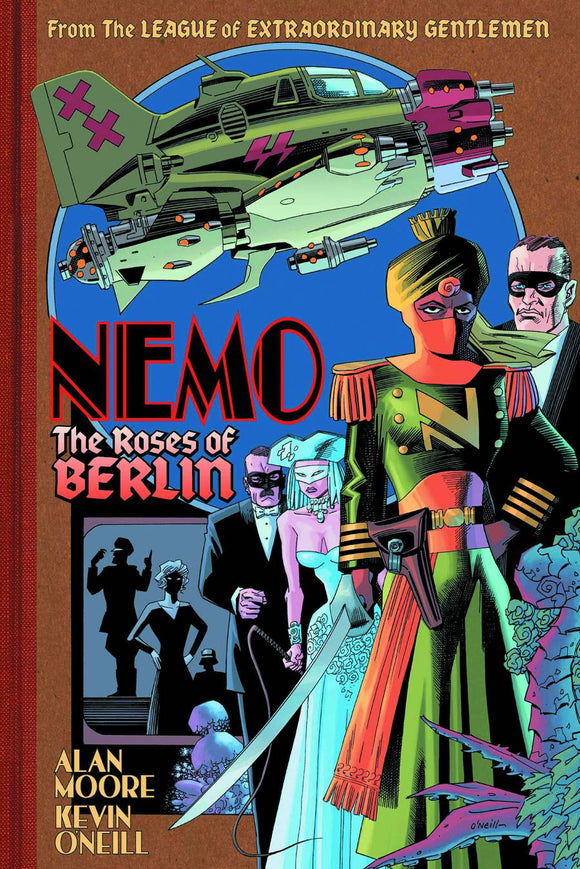 Nemo: The Roses of Berlin HC
