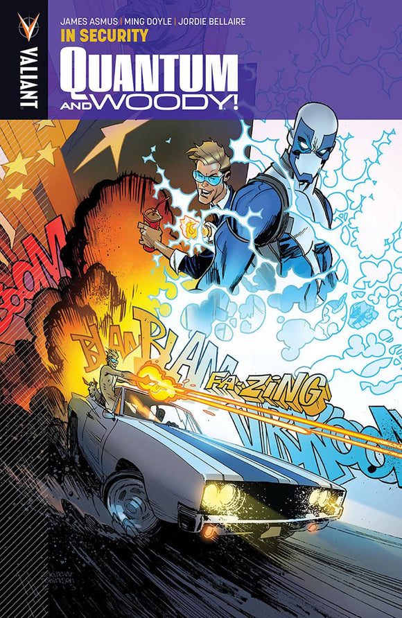 Quantum & Woody Vol 02: In Security TPB