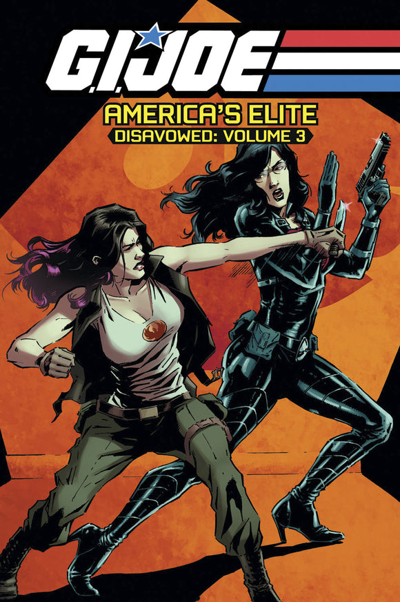 G.I. Joe: America's Elite - Disavowed Vol 03 TPB