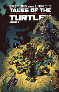 Tales of the Teenage Mutant Ninja Turtles Vol 04 TPB