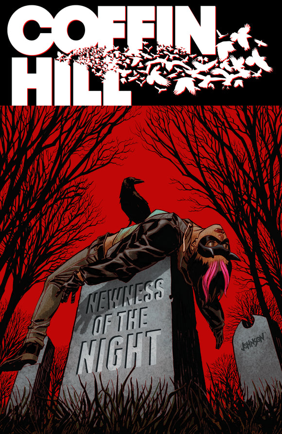 Coffin Hill Vol 01: Forest of the Night TPB